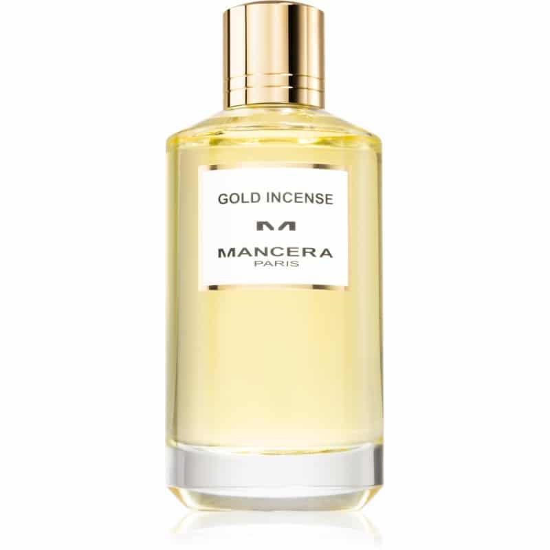 Mancera Gold Incense Eau de parfum