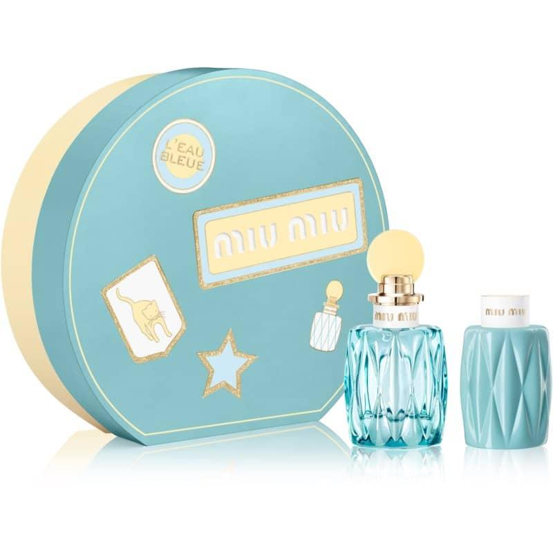 Miu Miu L'Eau Bleue Gift Set  I.