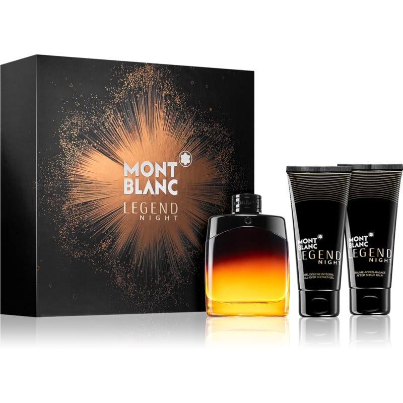 Montblanc Legend Night Gift Set  III.