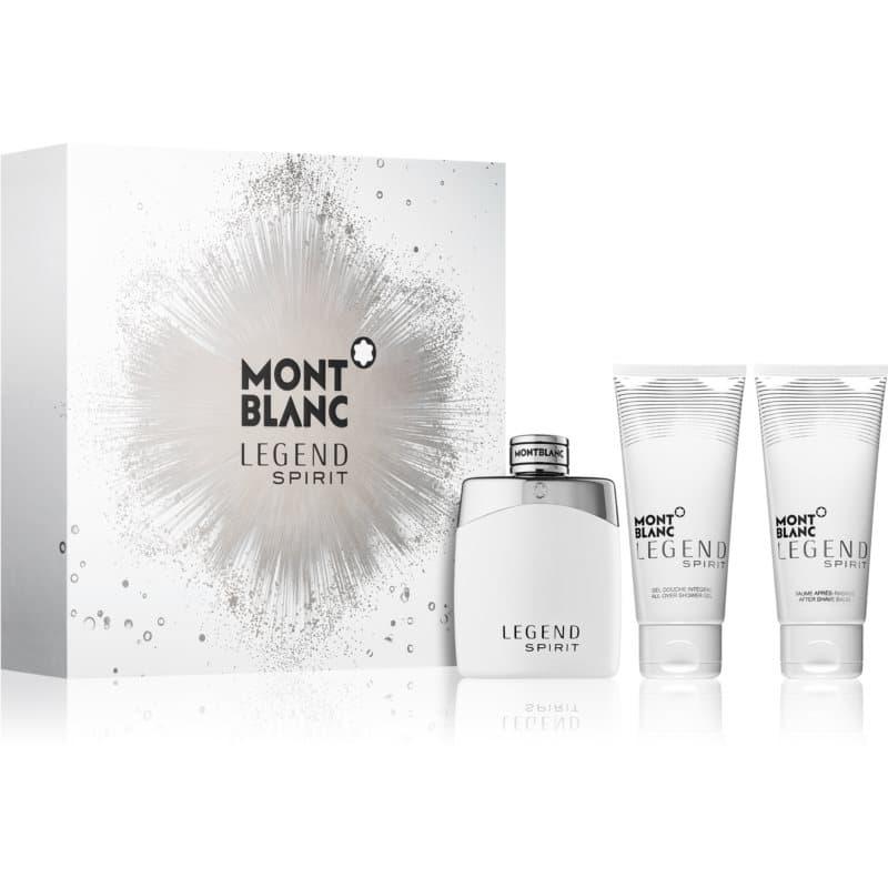 Montblanc Legend Spirit Gift Set  VIII.