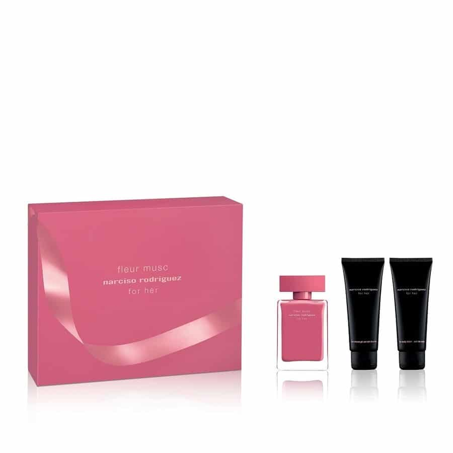 Narciso Rodriguez For Her Fleur Musc Gift Set  II.