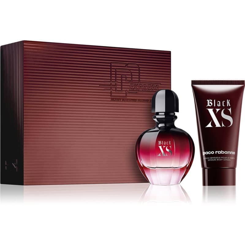 Paco Rabanne Black XS  For Her Gift Set  IV.