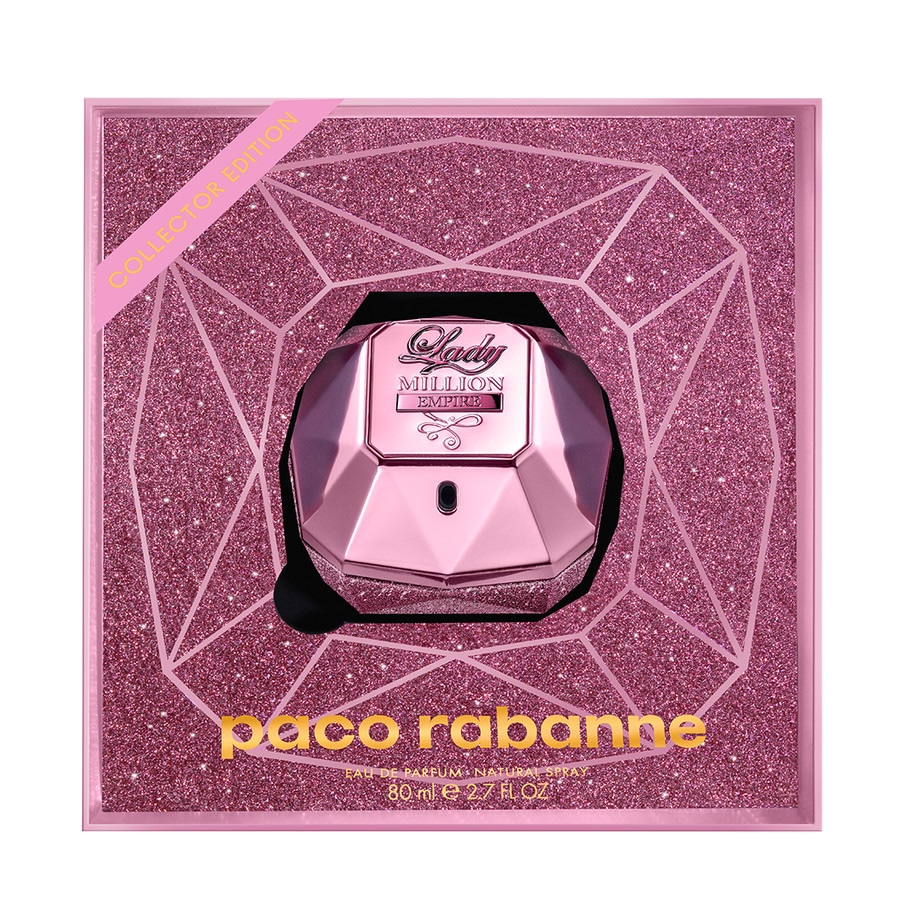 Paco Rabanne Lady Million Empire Eau de parfum Collectors edition