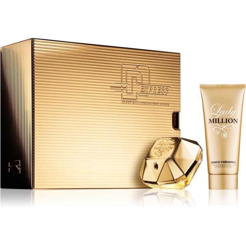 Paco Rabanne Lady Million Gift Set  XVI.