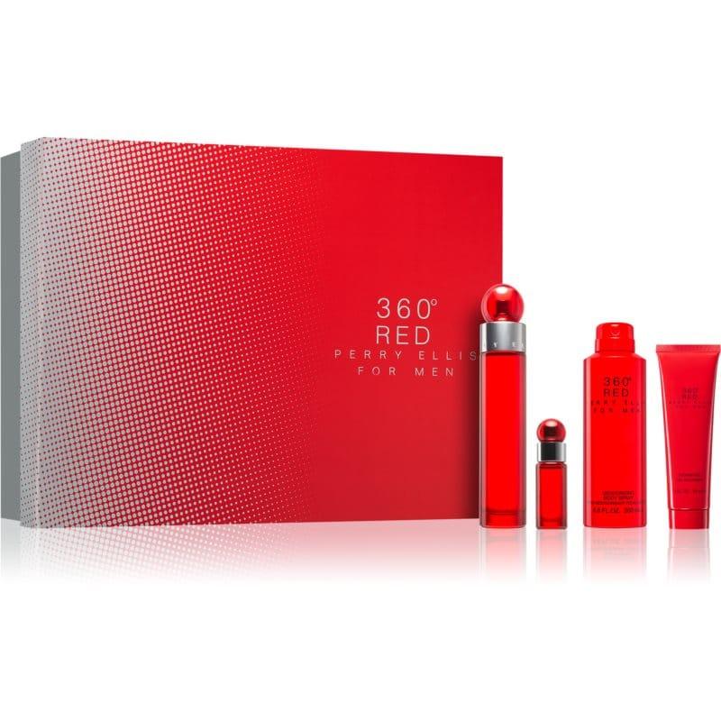 Perry Ellis 360° Red Gift Set  V.