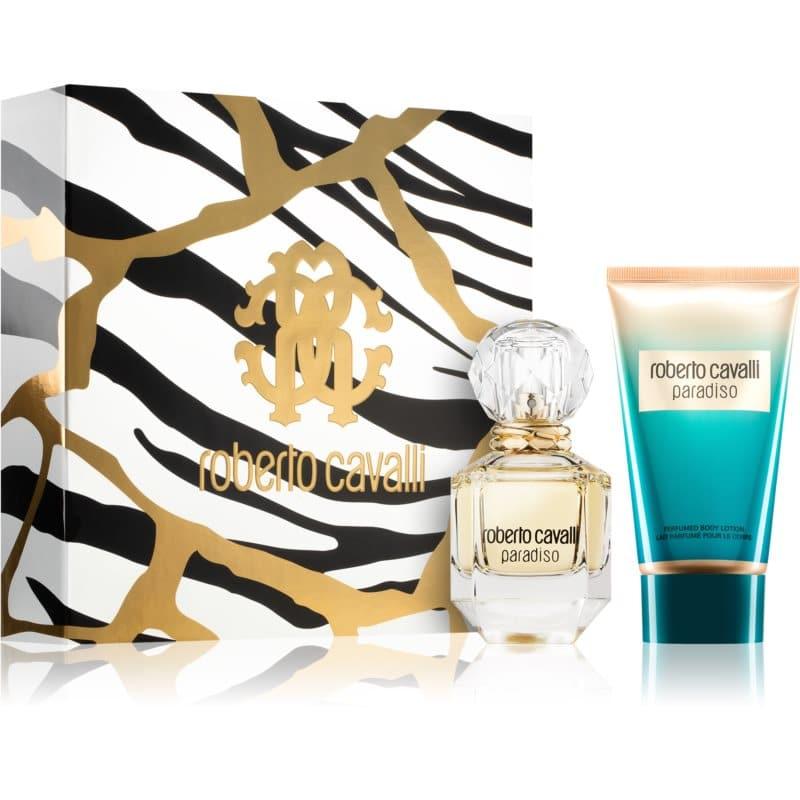 Roberto Cavalli Paradiso Gift Set  I.
