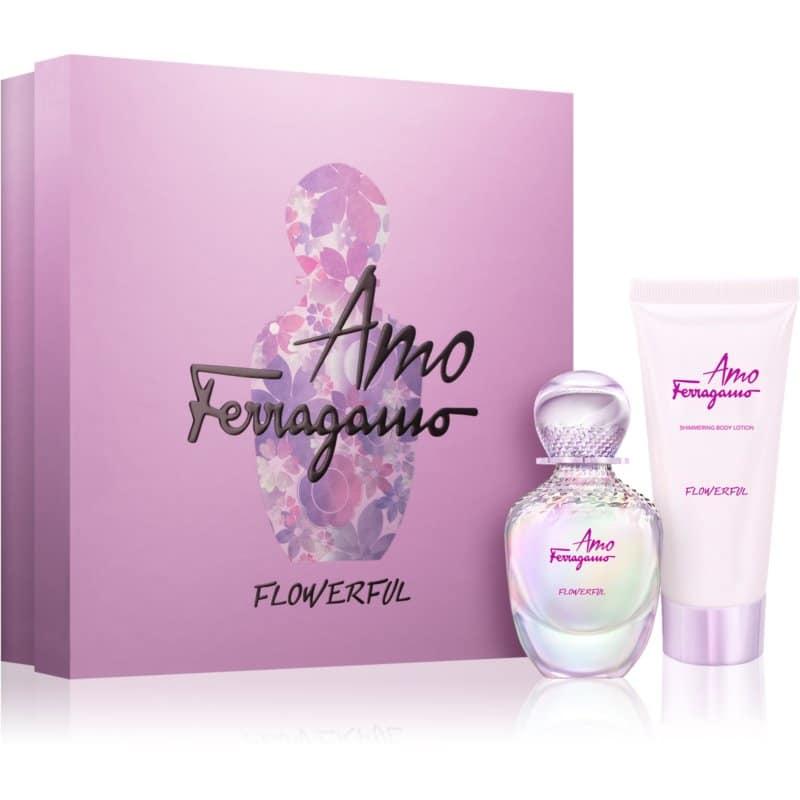Salvatore Ferragamo Amo Ferragamo Flowerful Gift Set  II.