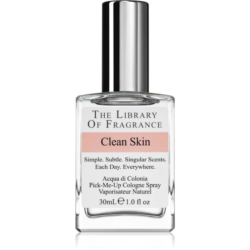 The Library of Fragrance Clean Skin eau de cologne