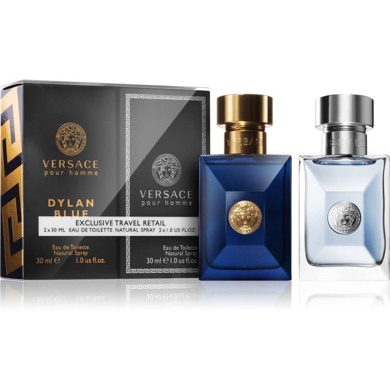Versace Dylan Blue & Pour Homme Gift Set  II.