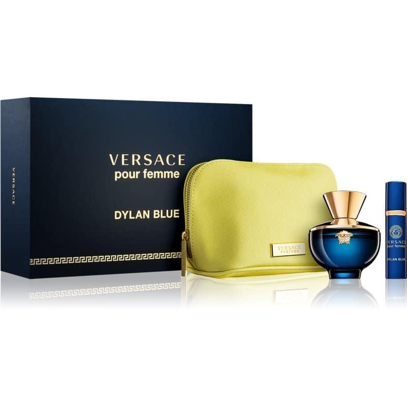Versace Dylan Blue Pour Femme Gift Set  II.
