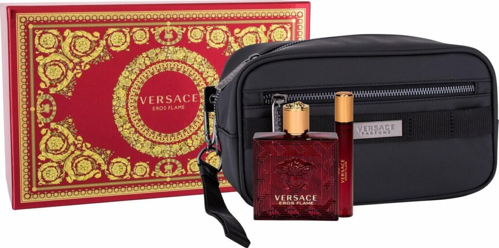 Versace Eros Flame Gift set