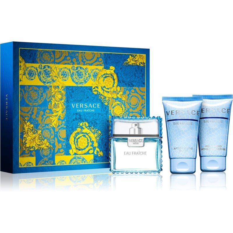 Versace Man Eau Fraîche Gift Set  XI.