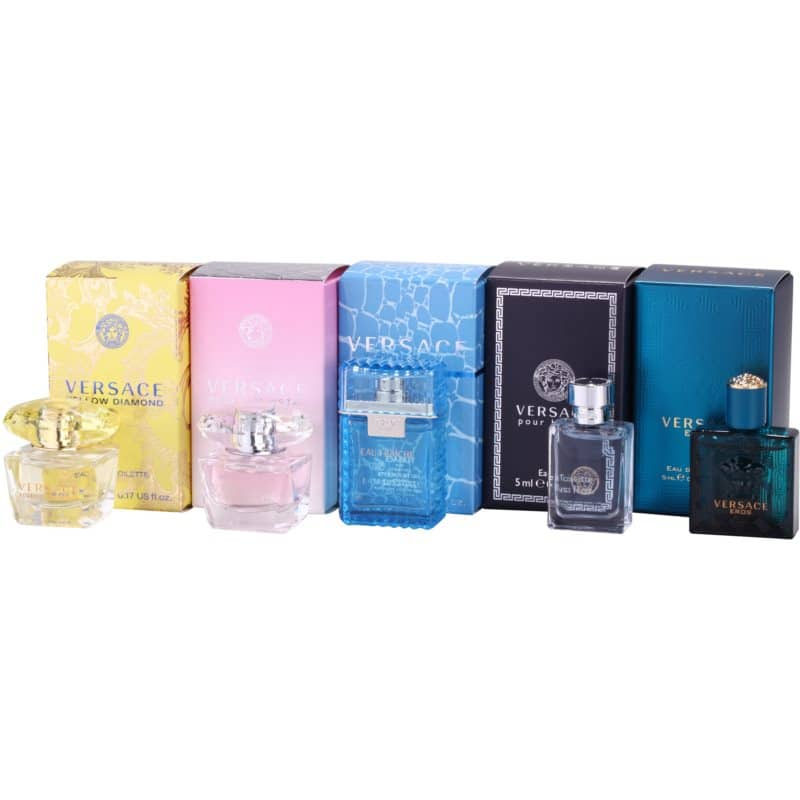 Versace Miniatures Collection Gift Set  IV. (verzamelaar)