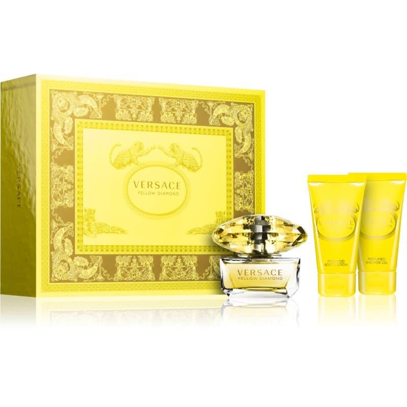 Versace Yellow Diamond Gift Set  I.