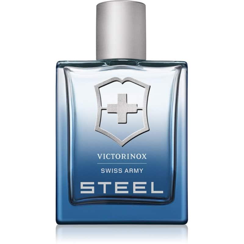 Victorinox Steel Eau de Toilette