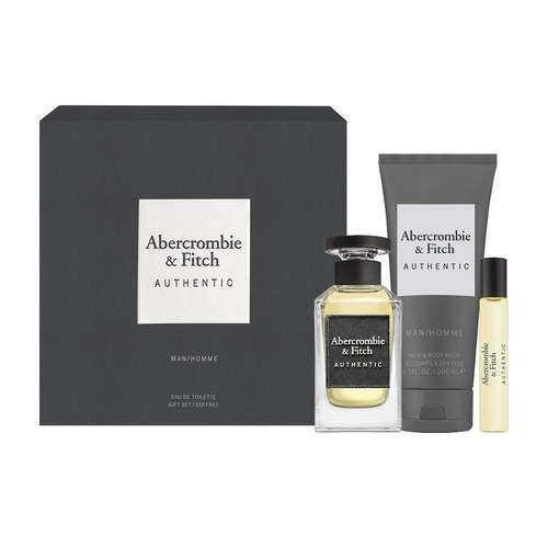 Abercrombie&Fitch Authentic Man Gift set