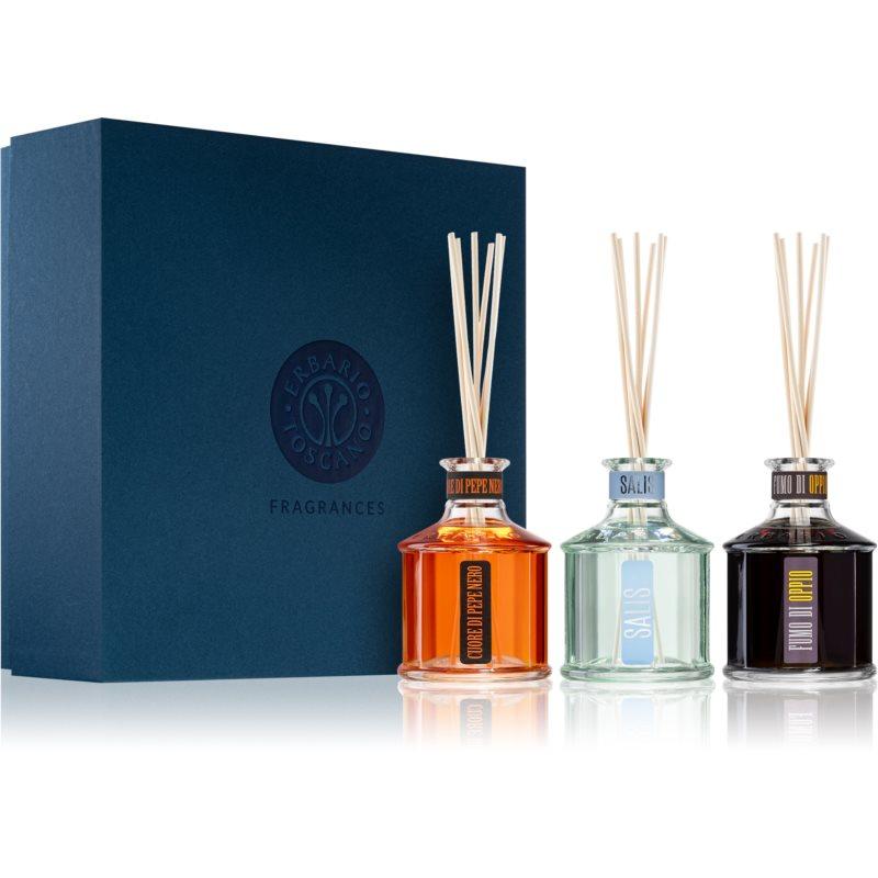 Erbario Toscano Home Fragrances Gift Set  II.