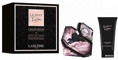 Lancome Tresor La NuitGeschenkset Edp 50ml + Body Lotion 50ml