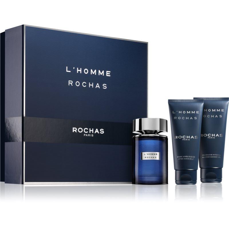 Rochas L'Homme Rochas Gift Set  I.