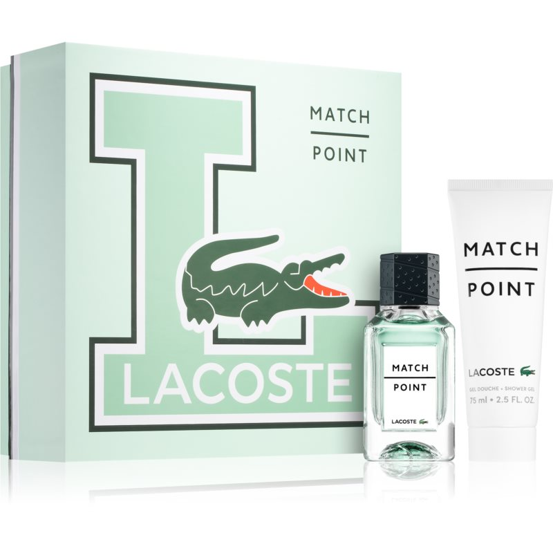 Lacoste Match Point Gift Set  II.