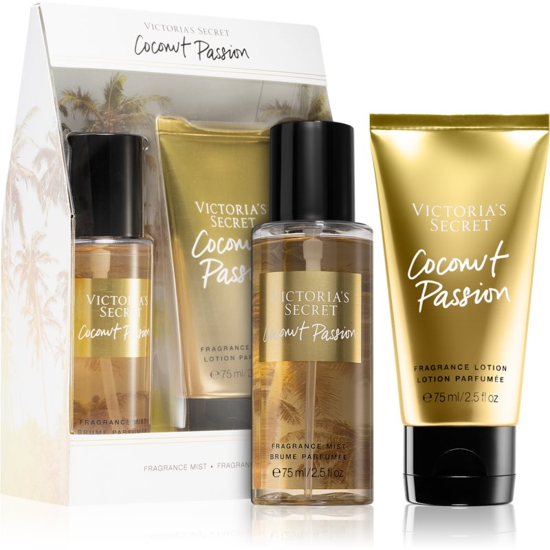 Victoria's Secret Coconut Passion Gift Set  I.