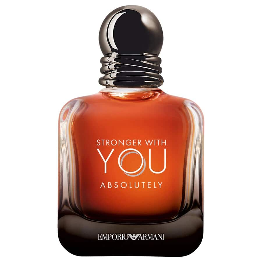 Armani Emporio Stronger With You Absolutely parfum