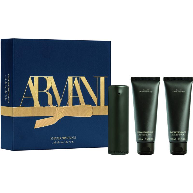 Armani Emporio He Gift set