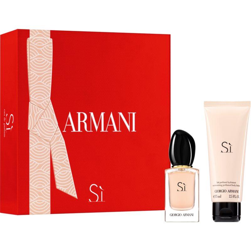 Armani Sì Gift Set  XXII.