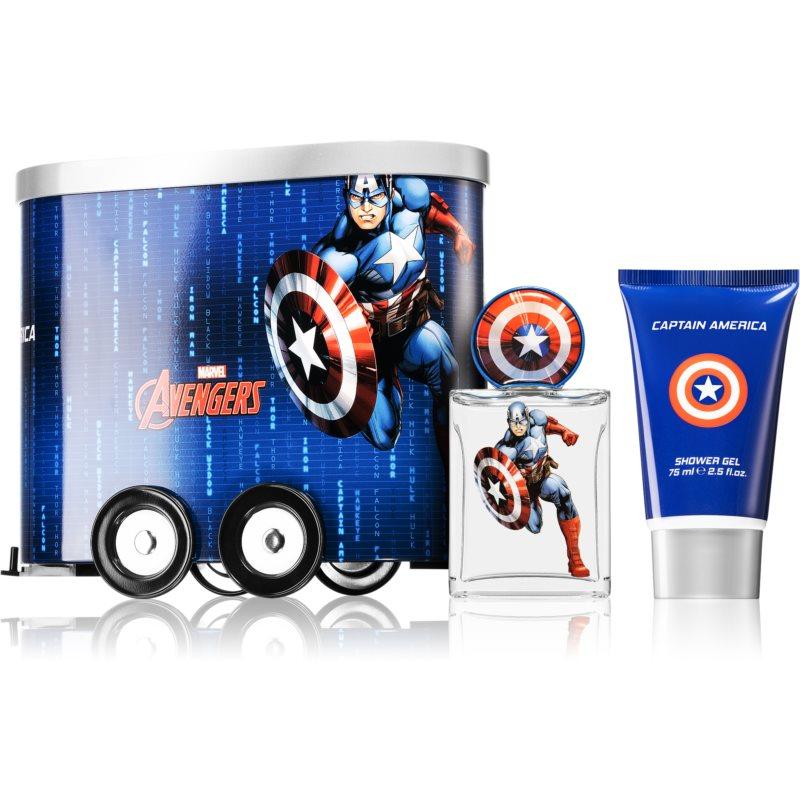 Marvel Avengers Captain America Gift Set  I.