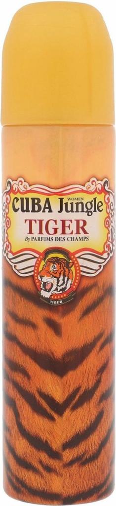 Cuba Jungle Tiger Eau de Parfum