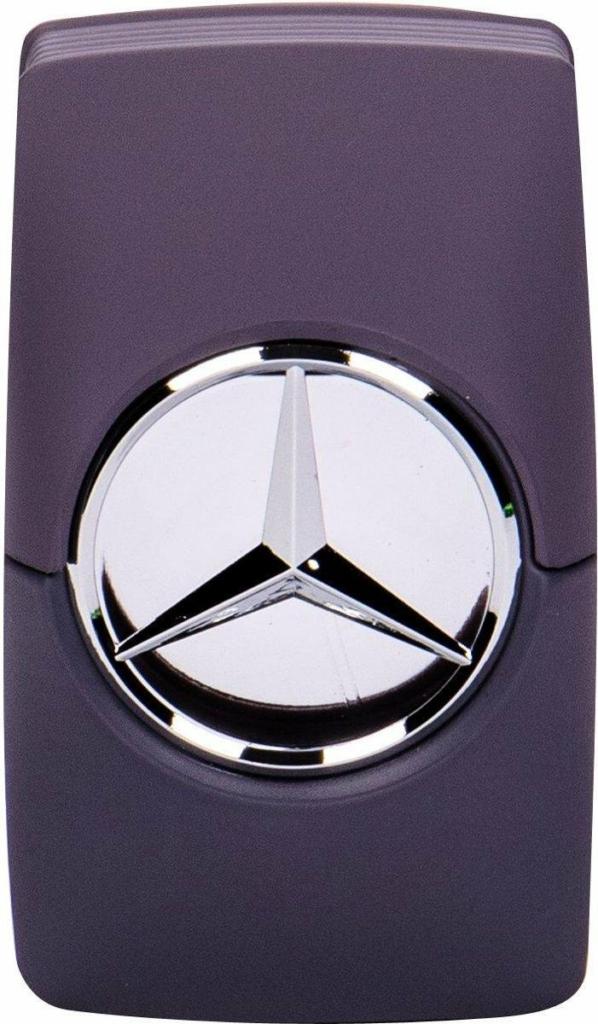 Mercedes Benz Man Grey Eau de toilette