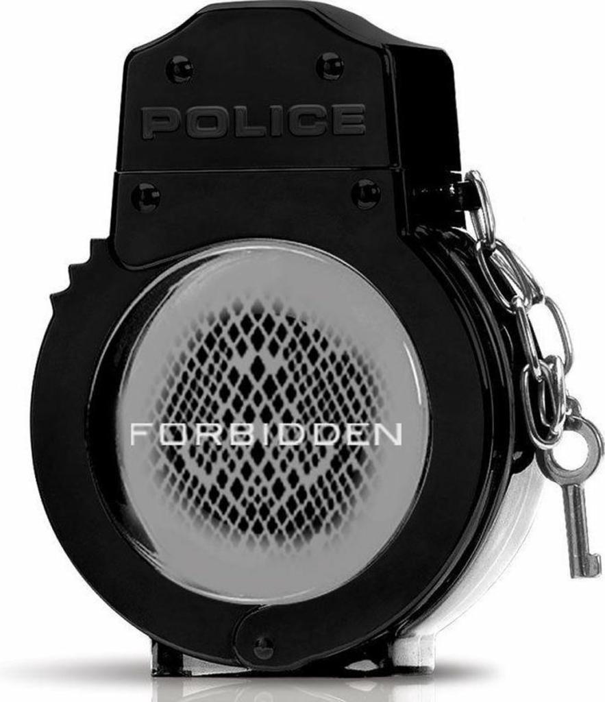 Police Forbidden Eau de Toilette