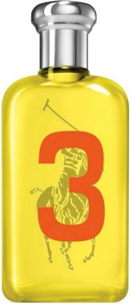 Ralph Lauren Big Pony 3 Yellow for Women Eau de toilette