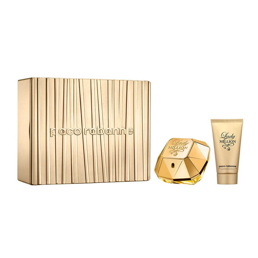 Paco Rabanne Lady Million Eau de Parfum – parfumset