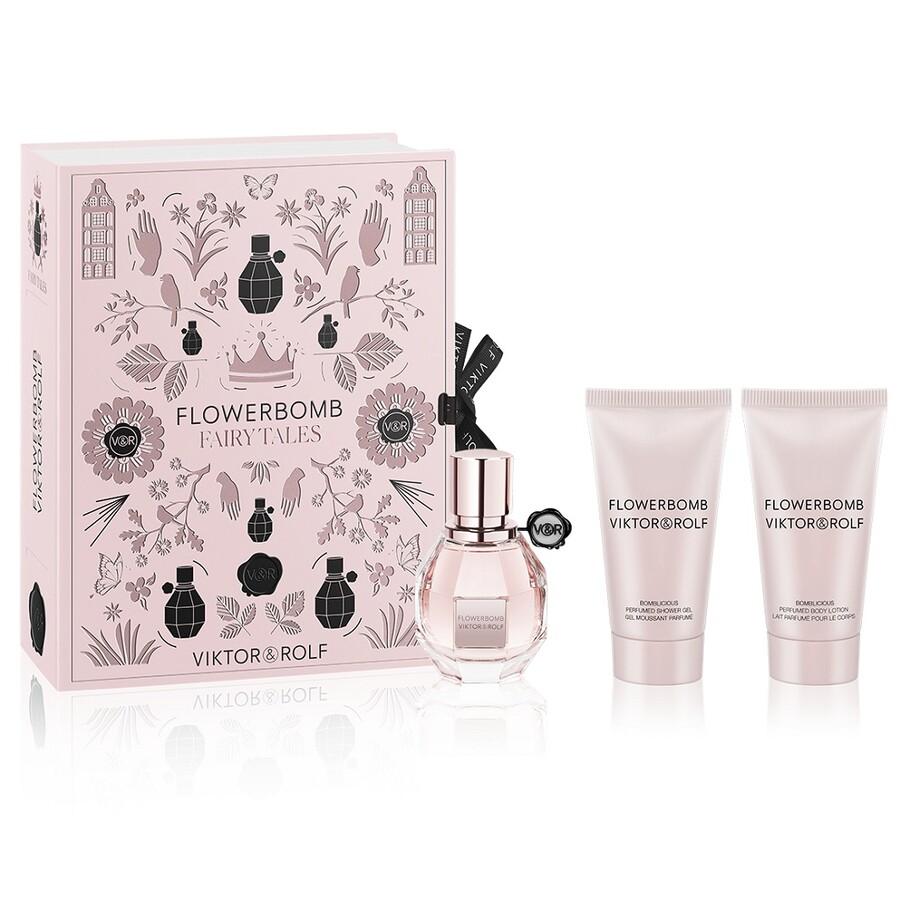 Viktor & Rolf  Eau De Parfum Douchegel Body Lotion Geschenkset EAU DE PARFUM, DOUCHEGEL & BODY LOTION GESCHENKSET