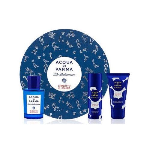 Acqua Di Parma Blu Mediterraneo Chinotto Di Liguria Gift set