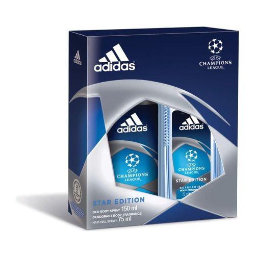 Adidas Champions League Star Editon Gift set