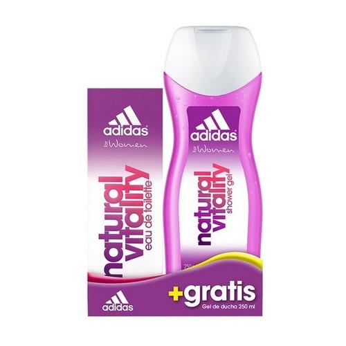 Adidas Natural Vitality Gift set