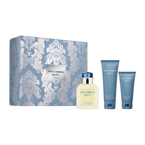 Dolce  Gabbana Light Blue pour homme Gift set