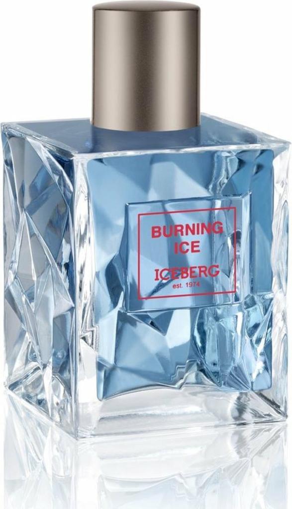 Iceberg Burning Ice Eau de Toilette