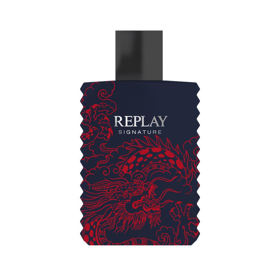 Replay Signature Red Dragon For Man Eau de Toilette