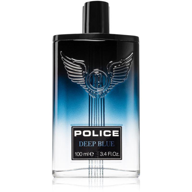 Police Deep Blue Eau de Toilette